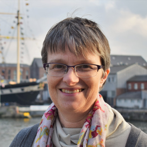 Elected Quaker Socialists - Molly Scott Cato MEP