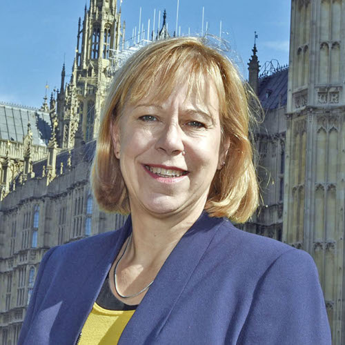 Elected Quaker Socialists - Ruth Cadbury MP