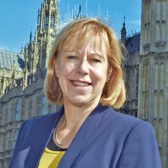 Elected Quaker Socialists - Ruth Cadbury MP